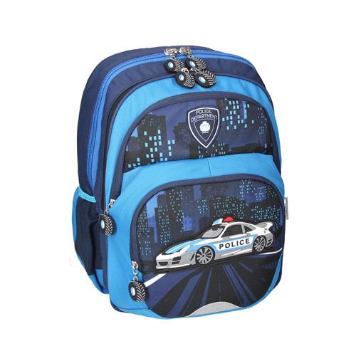 SPIRIT - Školský batoh ergonomický, Police