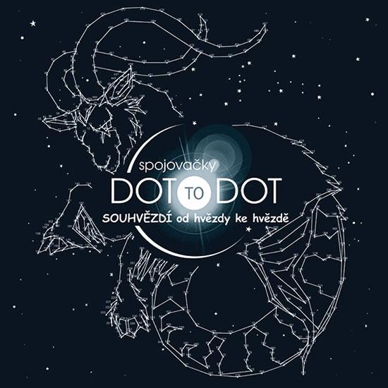 Spojovačky dot to dot Souhvězdí od hvězdy ke hvězdě - Gareth Moore