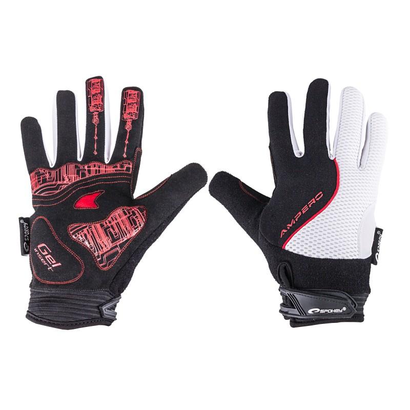 24d7699b896 SPOKEY - AMPERO Cyklistické rukavice s dlhými prstami XL - Market24.sk