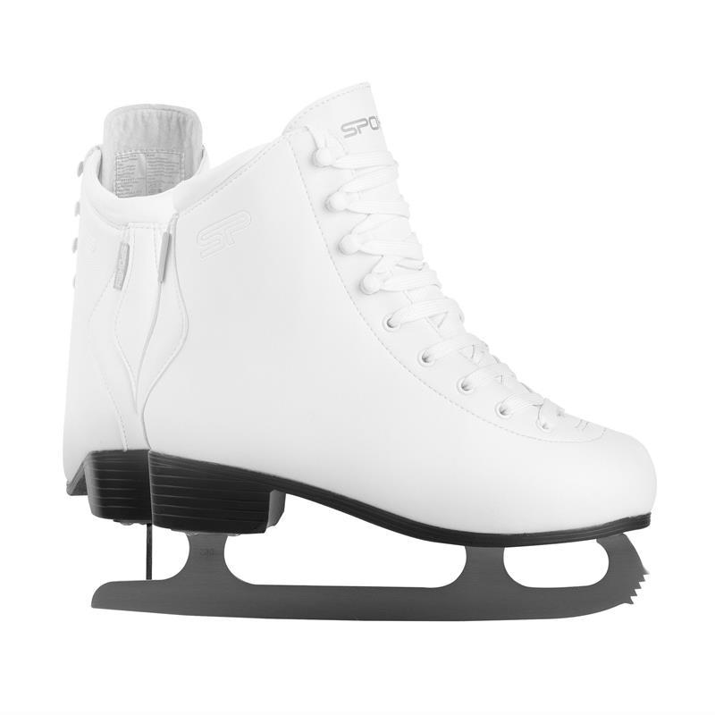 SPOKEY - BLAZE Krasokorčuliarske korčule biele vel. 39
