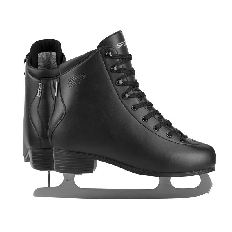 SPOKEY - BLAZE Krasokorčuliarske korčule čierne vel. 40