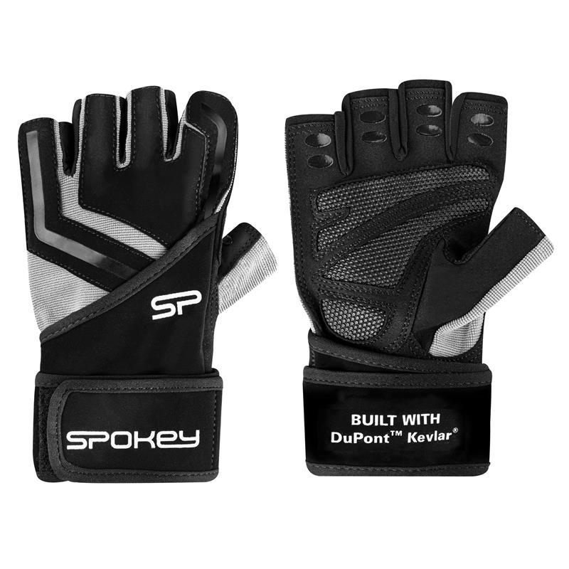 SPOKEY - BOLSTER Fitness rukavice, veľkosť M