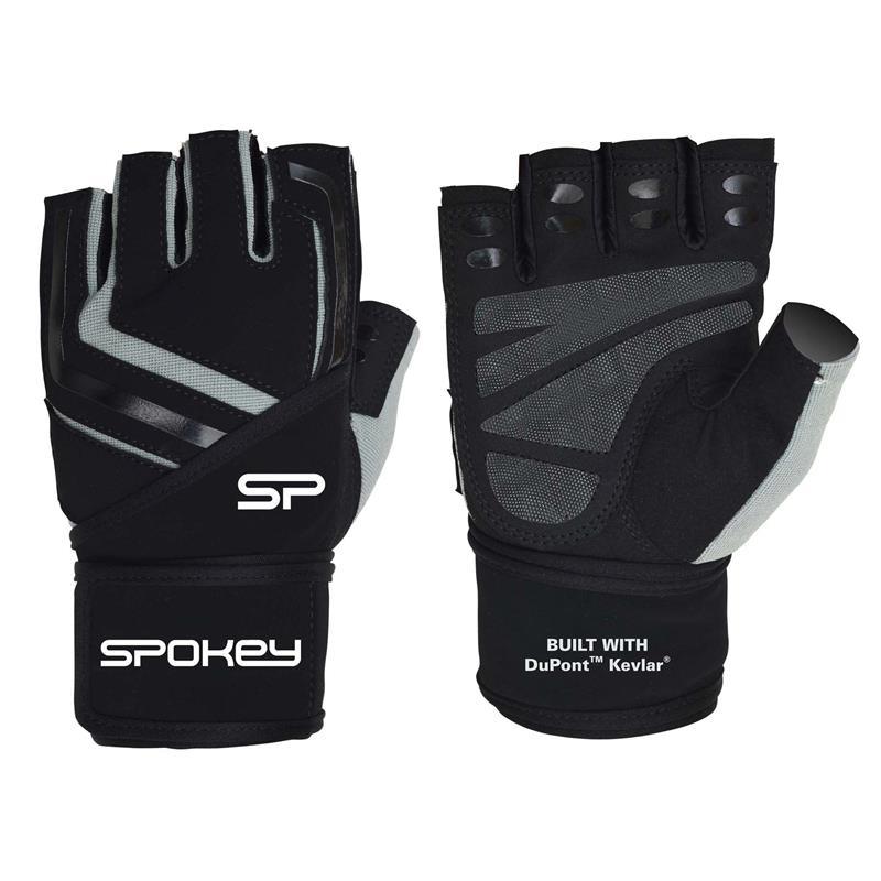 SPOKEY - BOLSTER Fitness rukavice, veľkosť XL