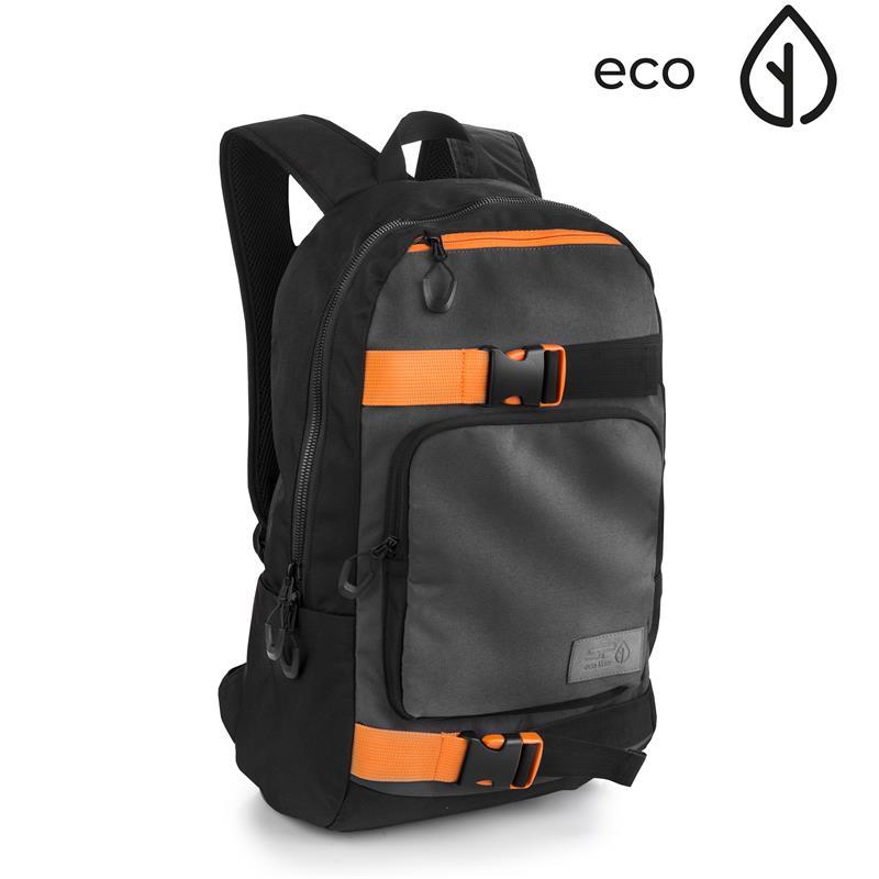 SPOKEY - BOLZANO EKO Turistický batoh, čierny