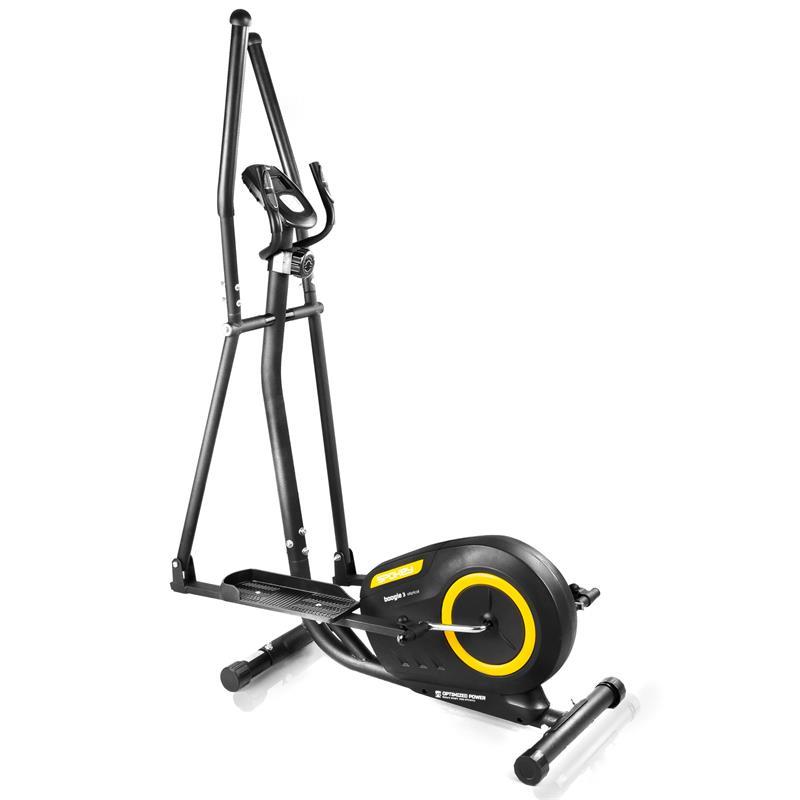 SPOKEY - BOOGIE 3 Eliptický trenažér čierno-žltý