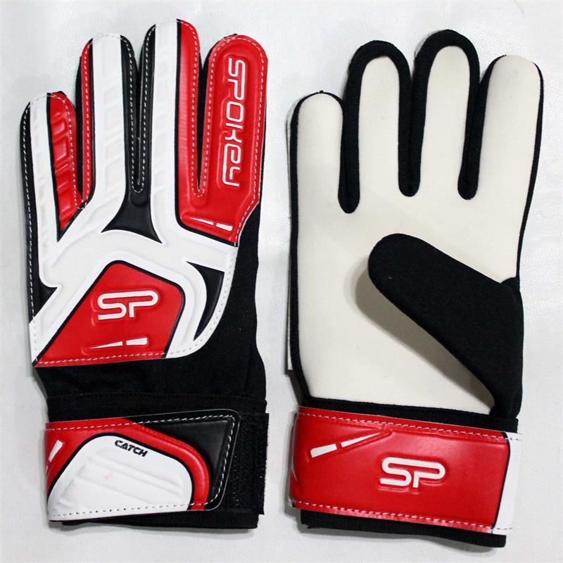 SPOKEY - CATCH PRO Brankárske rukavice, rozmer 5