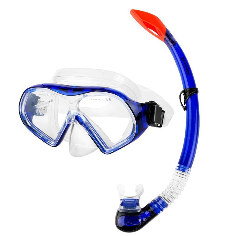 SPOKEY - CELEBES Sada pre potápanie maska+šnorchel