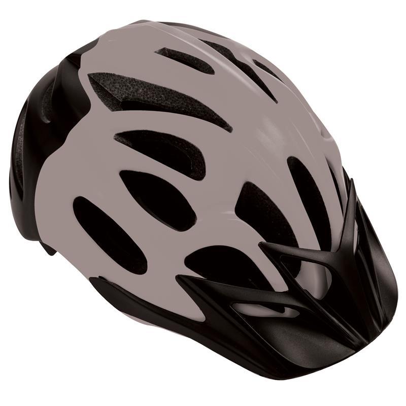SPOKEY - CHECKPOINT Cyklistická prilba pre dospelých, 55-58 cm, zelená