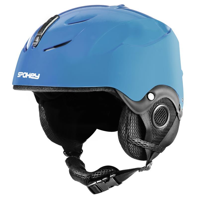 SPOKEY - DIXIE detská lyžiarska prilba modrá, veľ. M