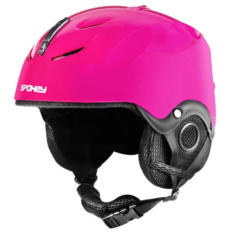 SPOKEY - DIXIE detská lyžiarska prilba ružová, vel. M