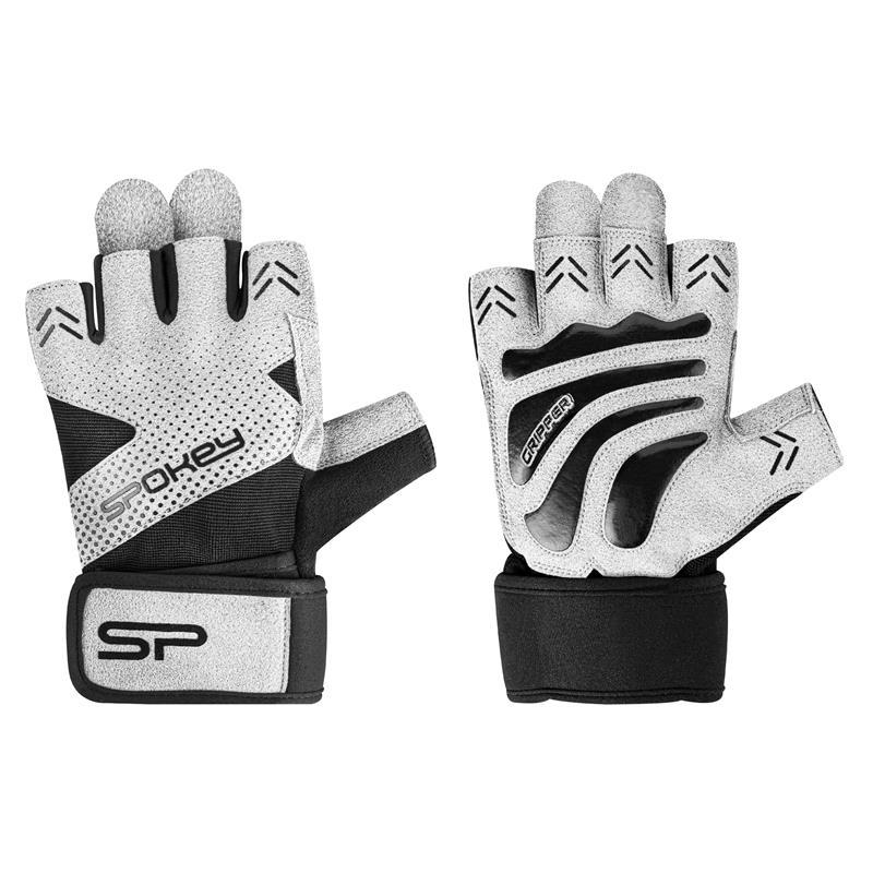 SPOKEY - HIKER Fitness rukavice, veľkosť M