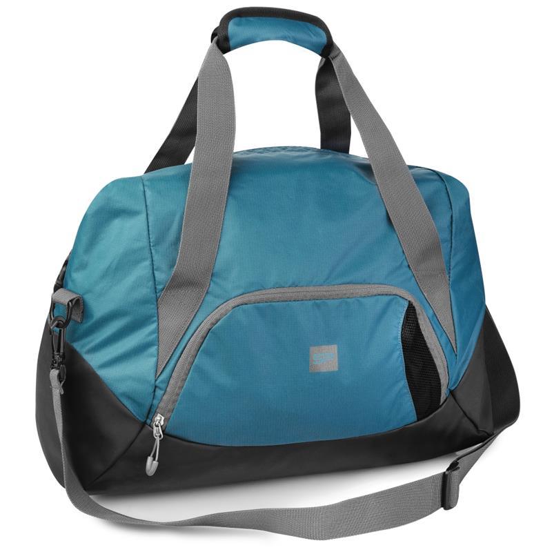 SPOKEY - KIOTO Športová taška 40 l, modrá