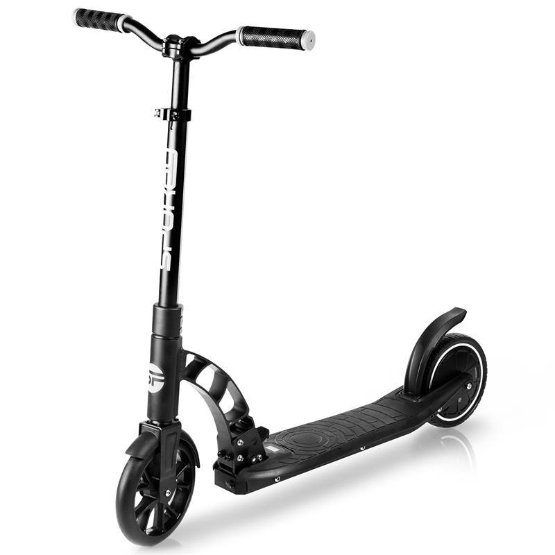SPOKEY - MOBIUS Elektrická kolobežka čierna, kolieska 8 ', do 100 kg