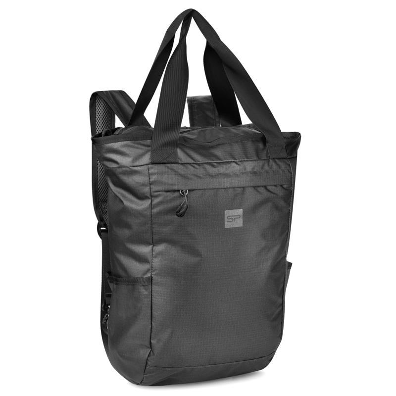 SPOKEY - OSAKA Batoh a taška v jednom 20 l, čierny