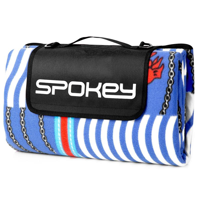 SPOKEY - PICNIC AMBER Pikniková deka s popruhom 150 x 180 cm