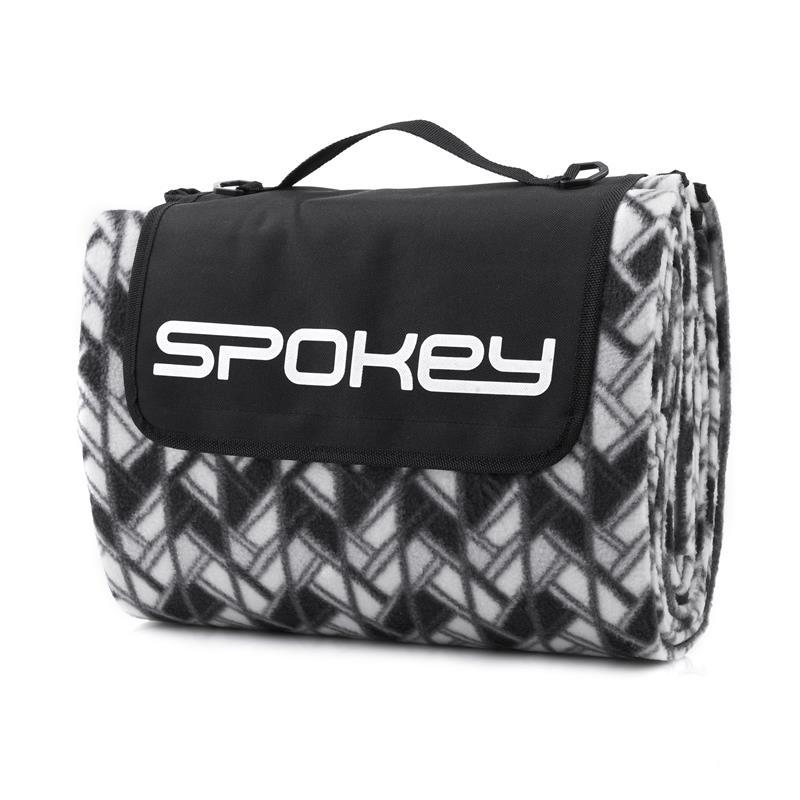SPOKEY - PICNIC ETNO Pikniková deka s popruhom, 180x210 cm