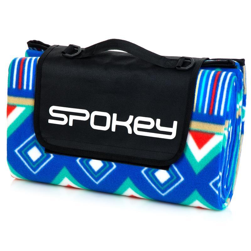 SPOKEY - PICNIC PANE Pikniková deka s popruhom 150 x 180 cm