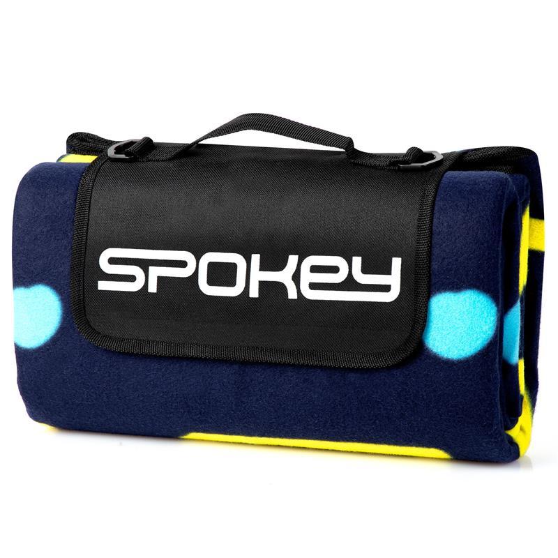 SPOKEY - PICNIC TRIO Pikniková deka s popruhom 130 x 150 cm