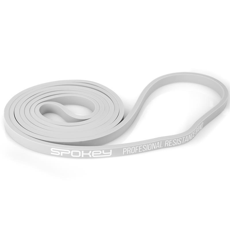 SPOKEY - POWER II odporová guma svetlošedá odpor 0-13 kg