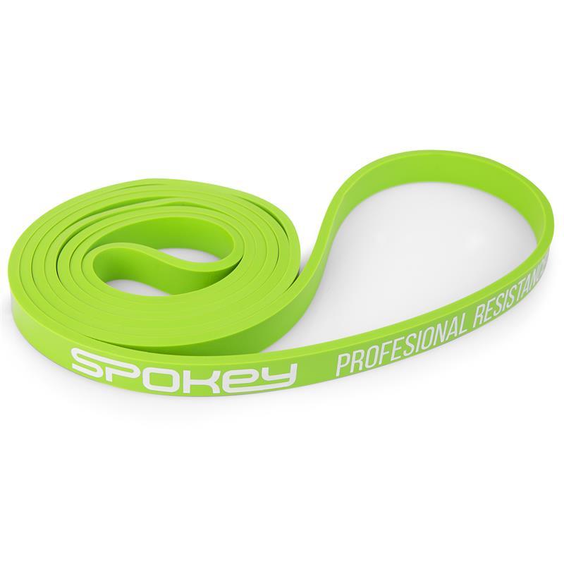 SPOKEY - POWER II odporová guma zelená odpor 11-19 kg