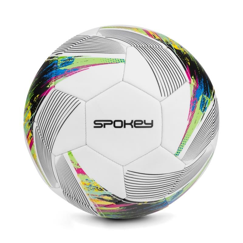 SPOKEY - PRODIGY futbalová lopta biela vel. 5