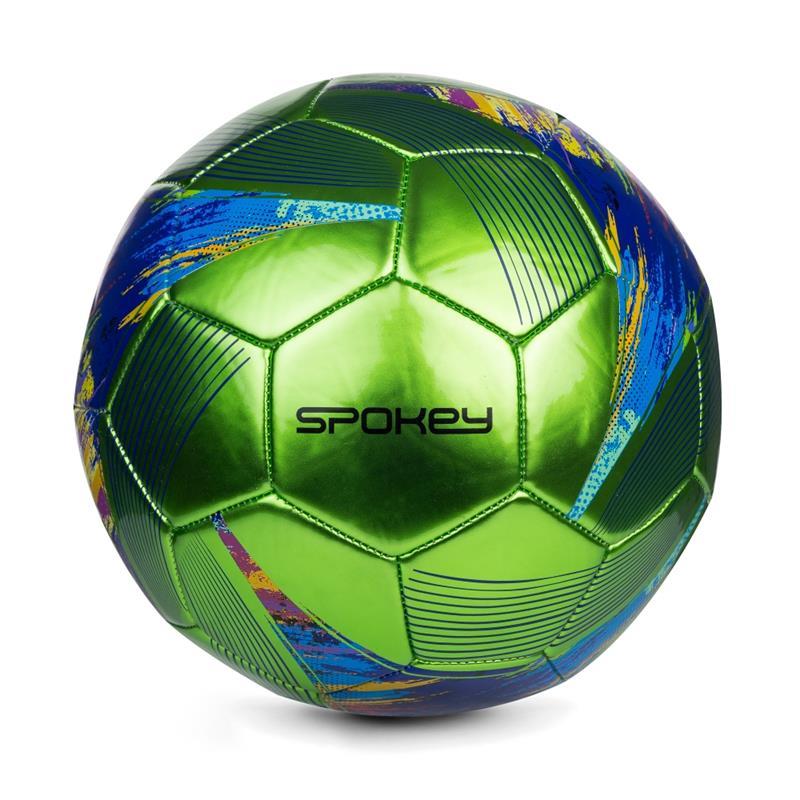 SPOKEY - PRODIGY futbalová lopta zelená vel. 5