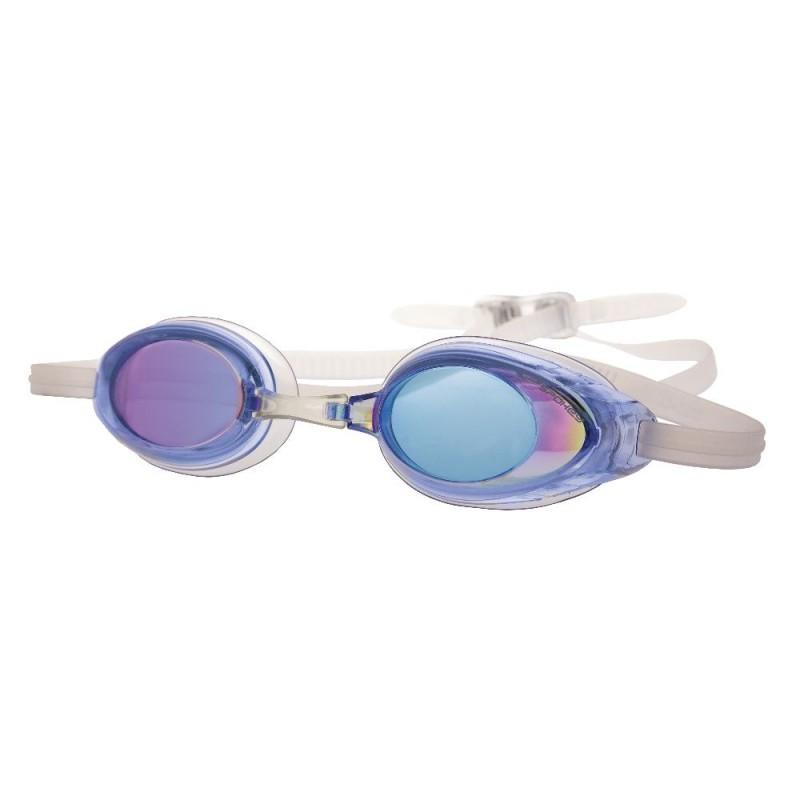 SPOKEY - PROTRAINER - Plavecké okuliare modré