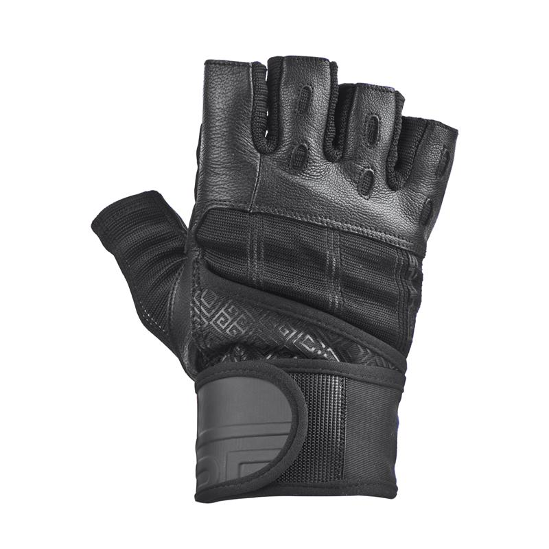 SPOKEY - RAYO III fitness rukavice vel.L čierne