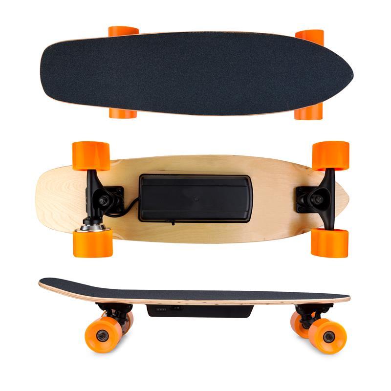 SPOKEY - RUSH Elektrický skateboard ABEC 7 75 x 17 cm