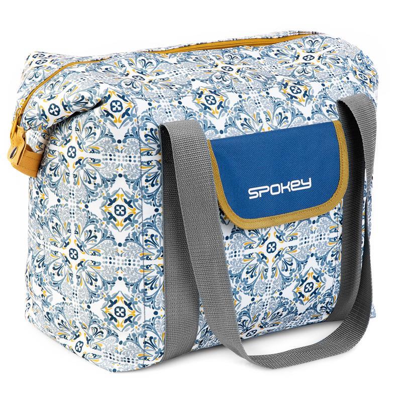 SPOKEY - SAN REMO Plážová termo taška, retro, 52 x 20 x 40 cm