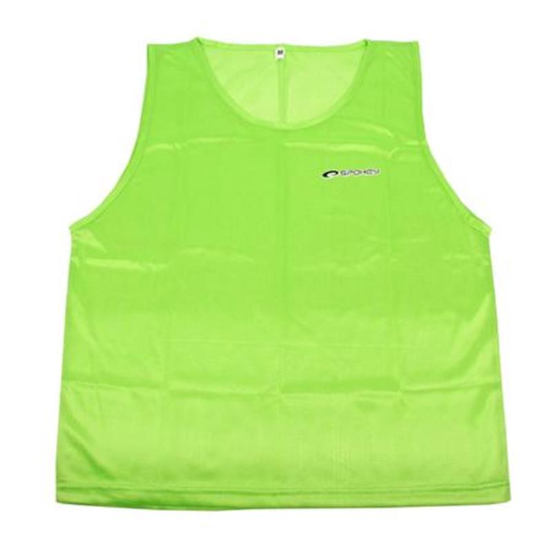 SPOKEY - SHINY - Vesta rozlišovacia zelená XL