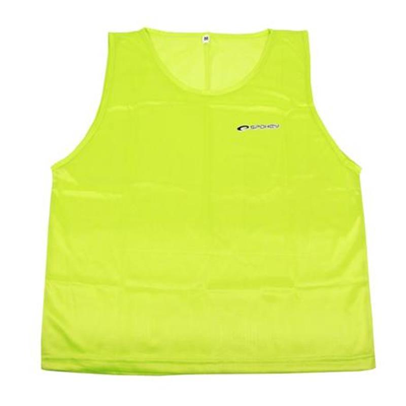 SPOKEY - SHINY - Vesta rozlišovacia žltá XL