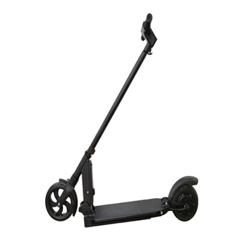 SPOKEY - SMART Elektrická kolobežka čierna, kolieska 8 ', do 100 kg.
