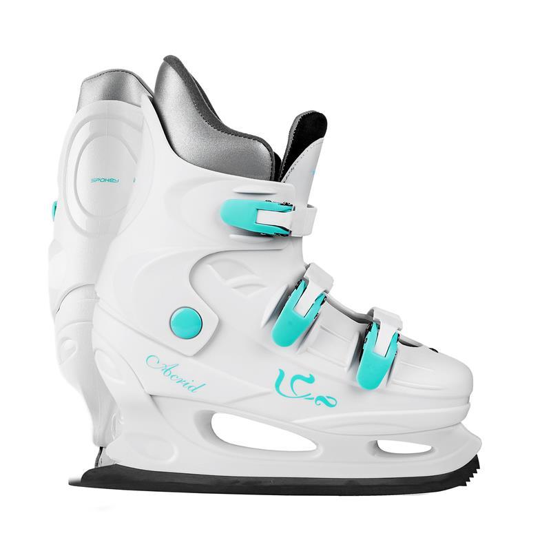 SPOKEY - Spokey ACRID RENT Zimné korčule biele číslo 35