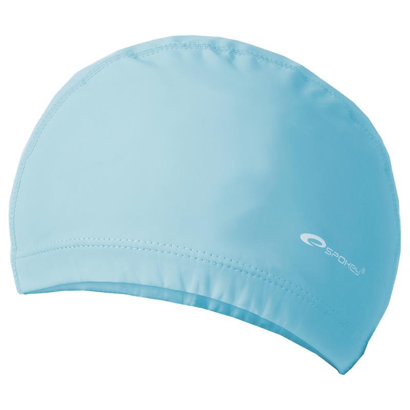 SPOKEY - TORPEDO - plavecká čiapka dvojvrstvová modrá