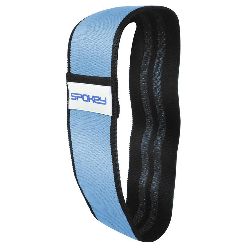 SPOKEY - TRACY fitness guma modrá hard