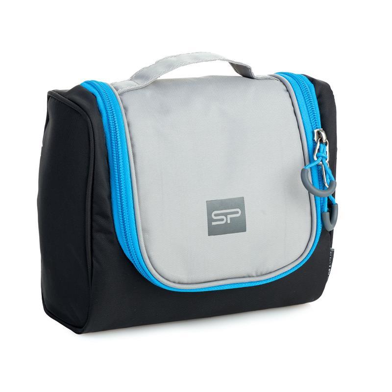 SPOKEY - TRIBAL Veľká kozmetická cestovná taška, čierna