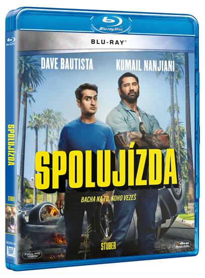 Spolujízda Blu-ray