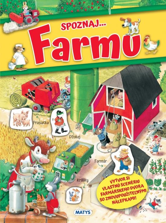 Spoznaj... Farmu - Tony Wolf