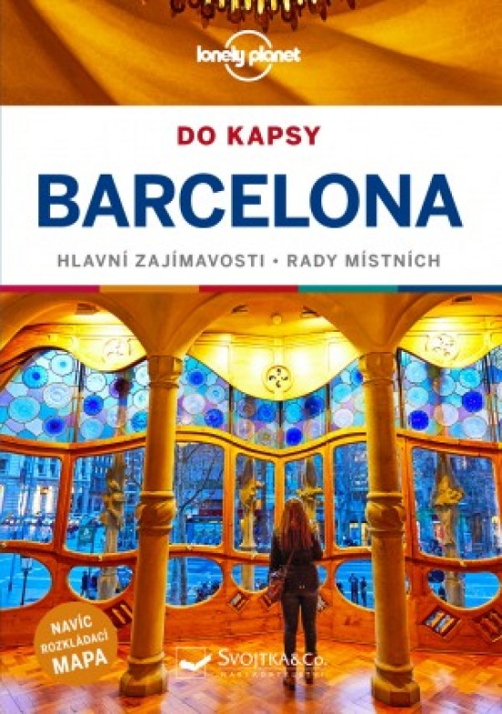 Sprievodca - Barcelona do kapsy- Lonely planet - Sally Davies