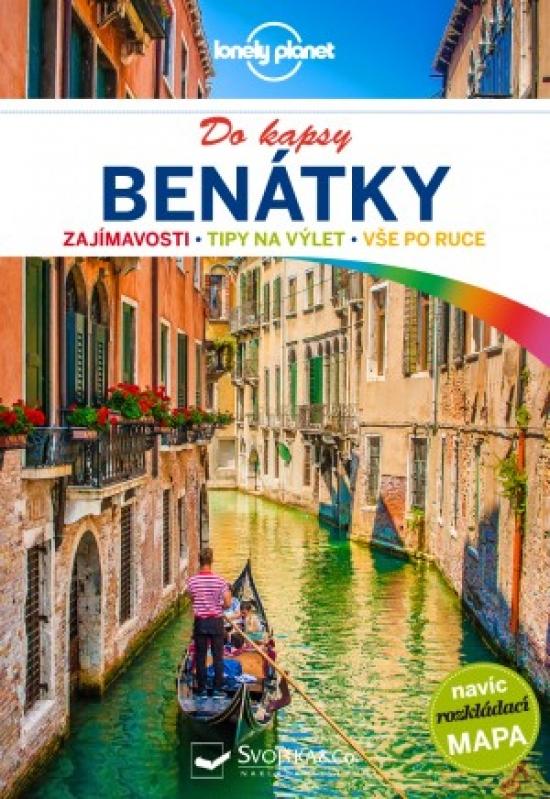 Sprievodca - Benátky do kapsy-Lonely Planet