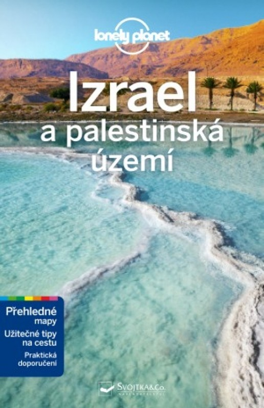 Sprievodca Izrael a palestinská území- Lonely Planet