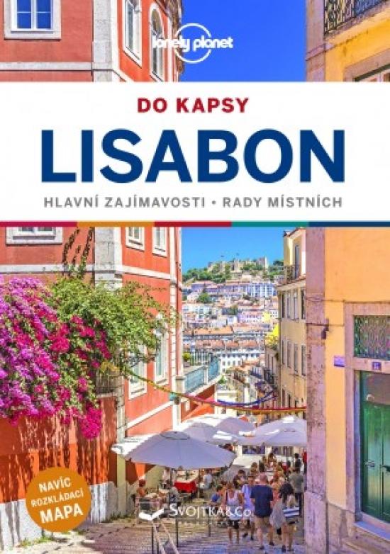 Sprievodca - Lisabon do kapsy - Lonely planet - St Louis Regis
