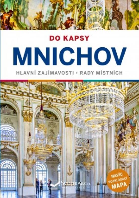 Sprievodca Mnichov do kapsy - Marc Di Duca
