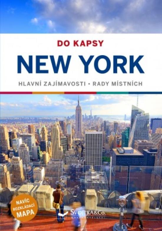 Sprievodca New York do kapsy - Ali Lemer