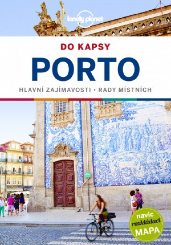 Sprievodca - Porto do kapsy- Lonely planet - Kerry Christiani
