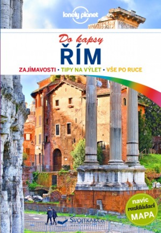 Sprievodca - Řím do kapsy-Lonely Planet