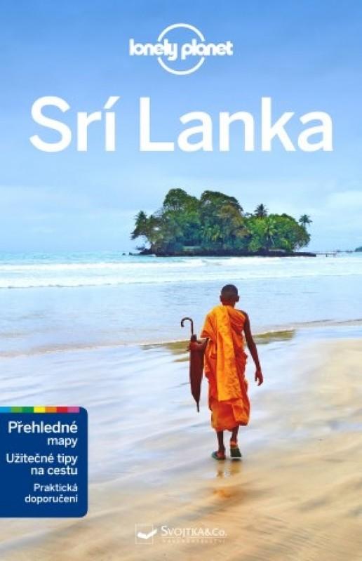 Sprievodca - Srí Lanka-Lonely Planet