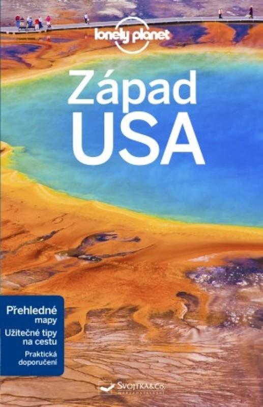 Sprievodca - Západ USA-Lonely Planet