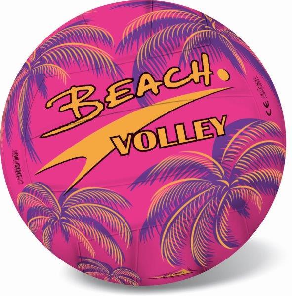 STAR TOYS - Lopta plážová, volejbal 21cm